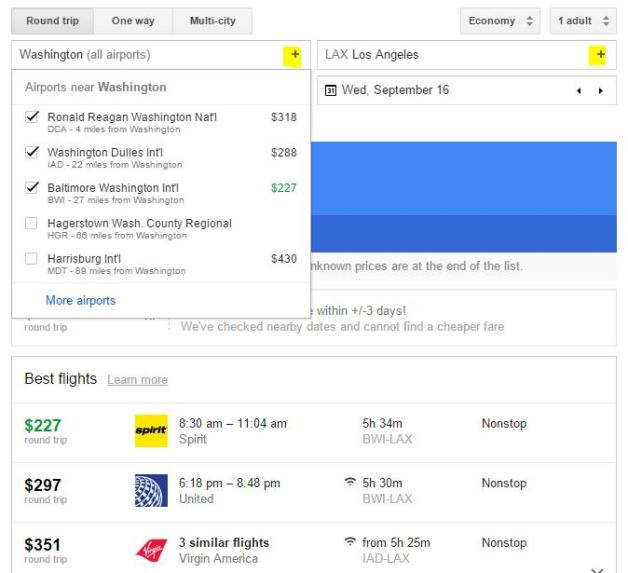 Google flight4