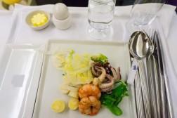 Prawn and Squid Salad